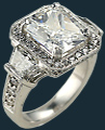 Heirloom Diamond Ring